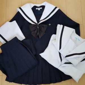 名古屋西高校制服